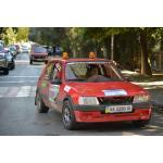WOG Yalta Rally Fest 2013. Экипаж Биджанова З.\Перова М.