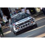 WOG Yalta Rally Fest 2013. Экипаж Чекан С.\Зиновьев Д. на Lancia Delta Integrale