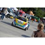 WOG Yalta Rally Fest 2013. Экипаж Салюк А.\Червоненко Е.