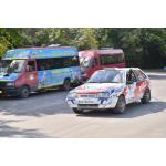 WOG Yalta Rally Fest 2013. Экипаж Костюков С.\Коршиков Е.