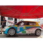 WOG Yalta Rally Fest 2013. В парке сервиса Astana European Rally Team